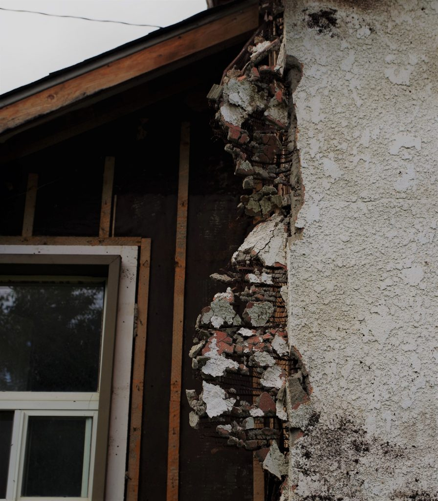 asbestos in home